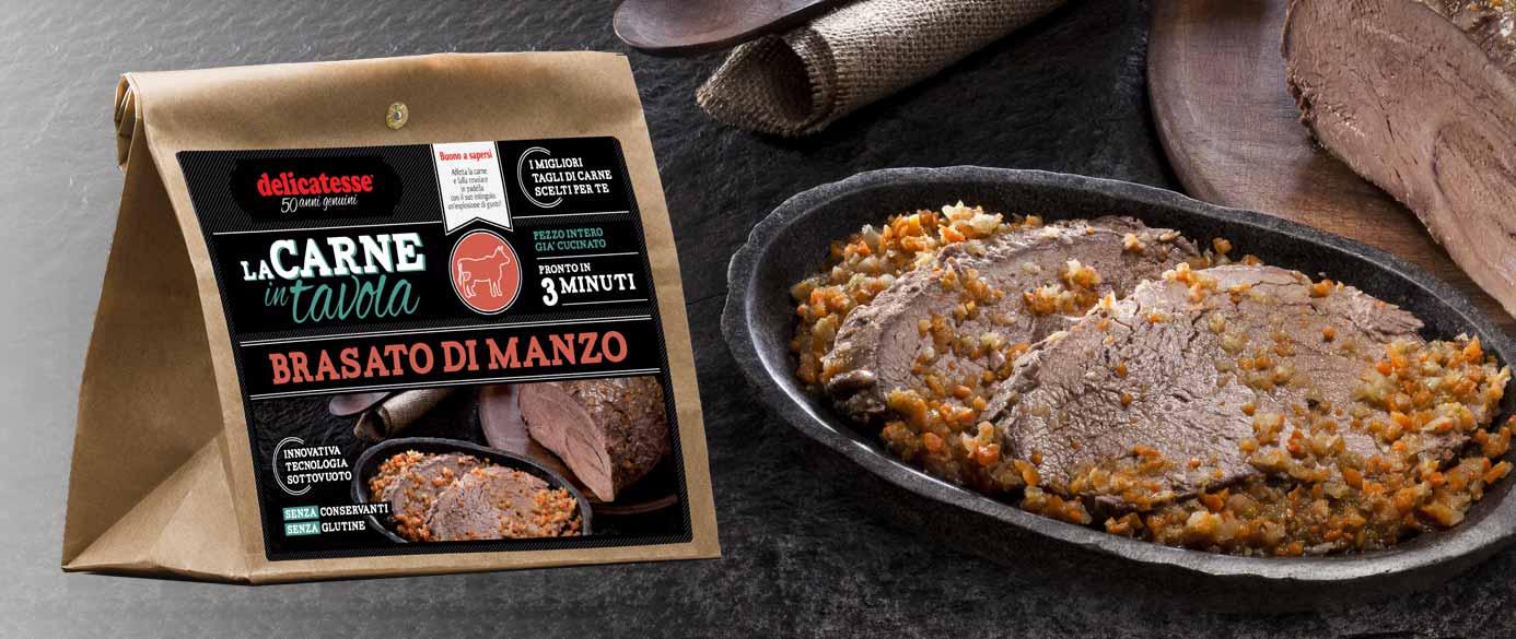 Brasato di manzo | La Carne in Tavola