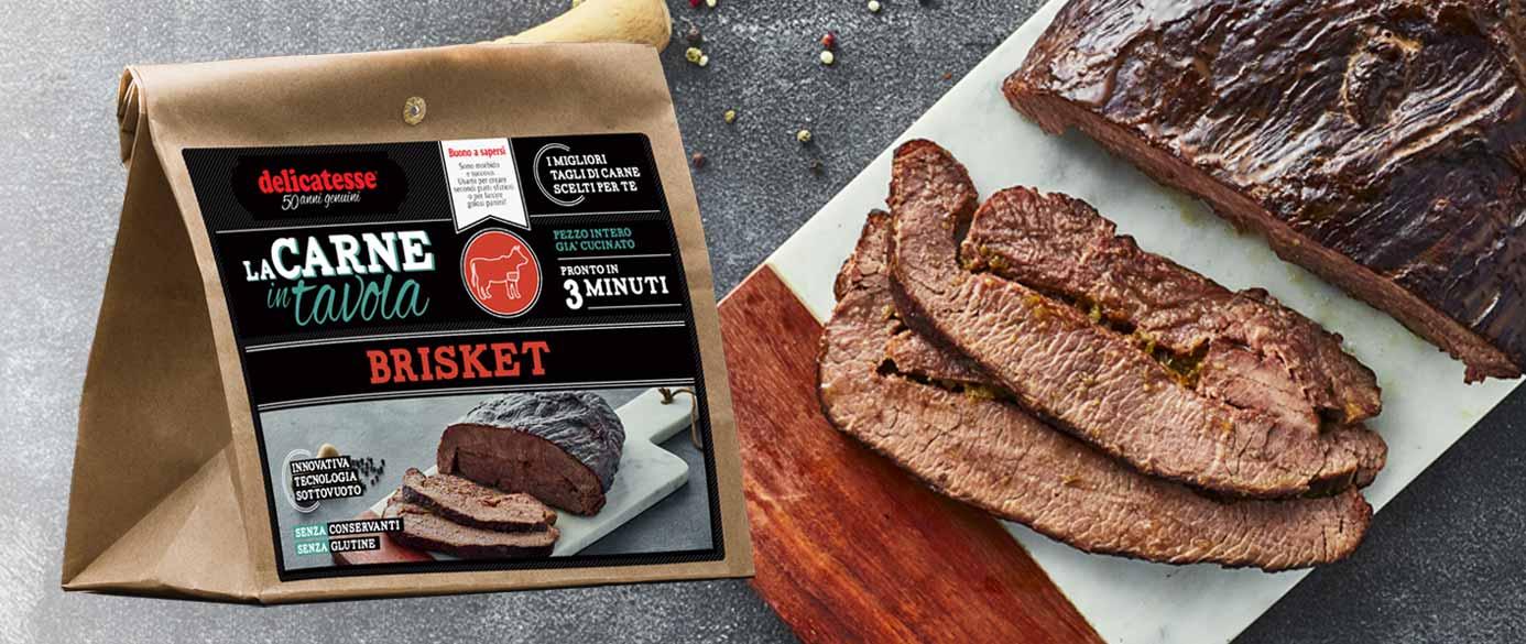 Brisket   La Carne in Tavola