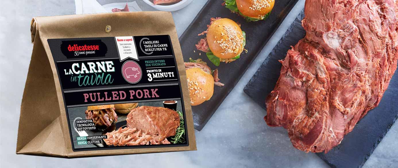 Pulled pork   La Carne in Tavola