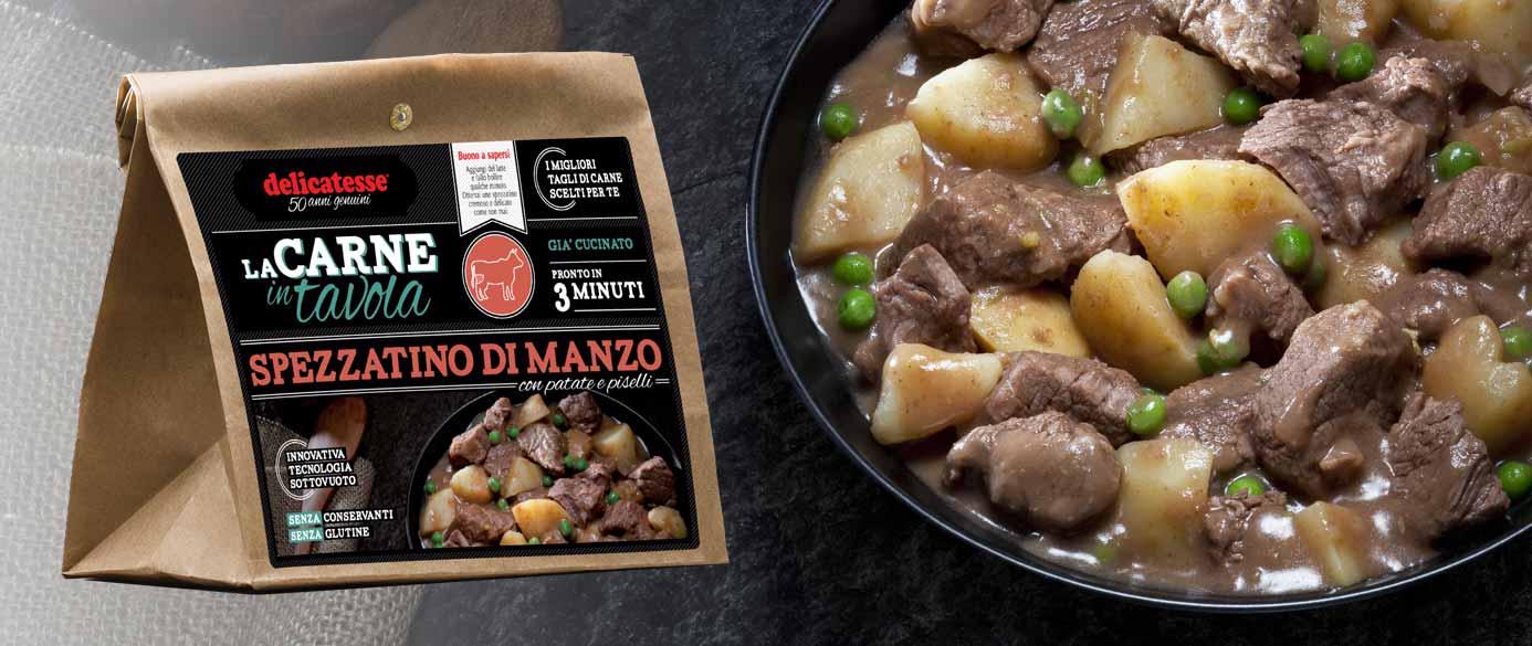 Spezzatino con patate | La Carne in Tavola
